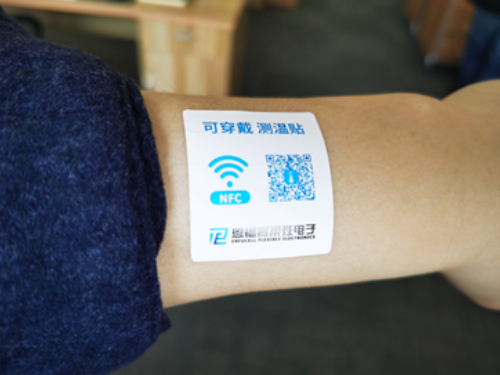 The Role Flexible Electronics Can Play to Deal with the COVID-19 Pandemic – Application Cases of Enfucell Wearable Temperature Tag in Frontline of Coronavirus Pandemic in Wuhan